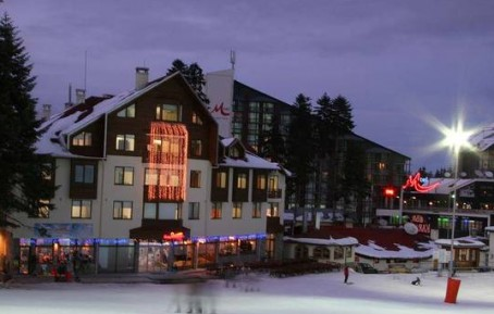 Ice Angels Hotel 4* Borovec zima 2020