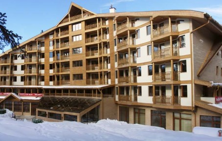 Iceberg Hotel 4* Borovec zimovanje 2021-22