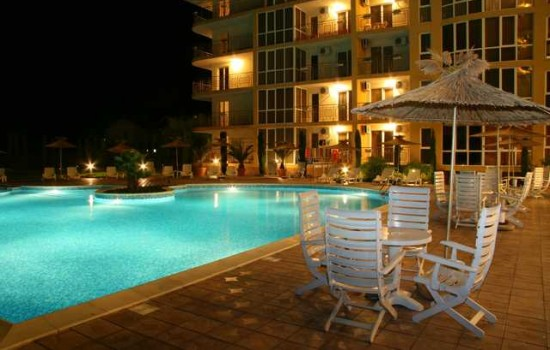Hotel Joya Park 4* - Zlatni Pjasci leto 2019