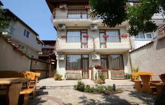 Hotel Kirios 3* - Nesebar Bugarska leto 2020
