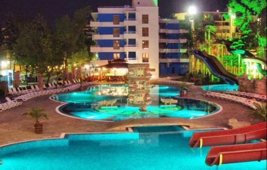 Hotel Kuban 4* - Sunčev Breg Bugarska leto 2020