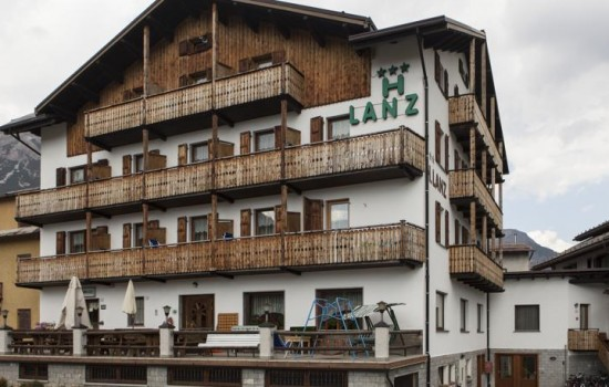 Hotel Lanz 3* Livigno zima 2020