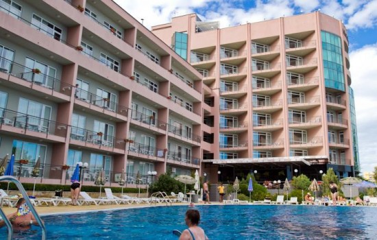 Hotel Lilia 4* - Zlatni Pjasci leto 2019