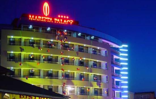 Hotel Marieta Palace 4* - Nesebar Bugarska leto 2020