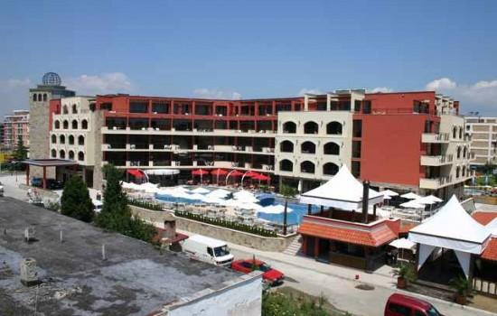 Hotel Nobel 4* - Sunčev Breg Bugarska leto 2020