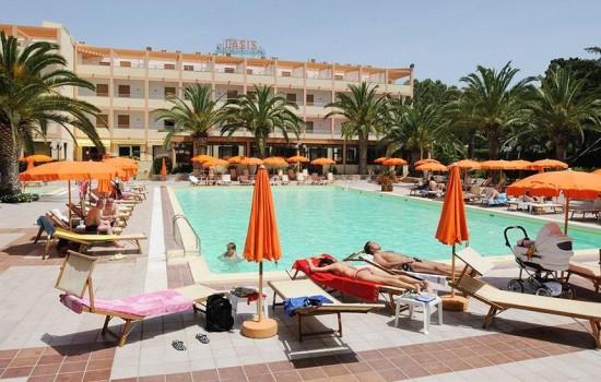 Hotel Oasis 4* - Sardinija avionom 2020