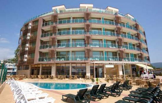 Hotel Sea Breeze 3* - Sunčev Breg Bugarska leto 2020