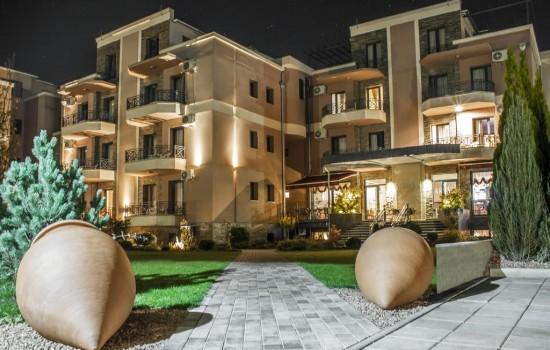 Hotel Solaris 4* - Porodični paket - Vrnjačka Banja