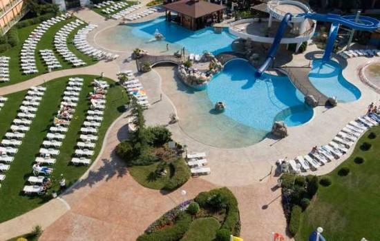 Hotel Trakia Plaza 4* - Sunčev Breg Bugarska leto 2019