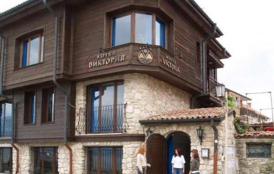 Hotel Victoria 3* - Nesebar Bugarska leto 2020