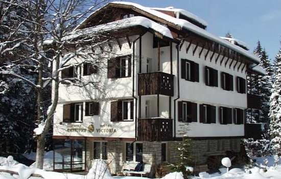 Hotel Victoria 3* - Borovec zimovanje 2021-22