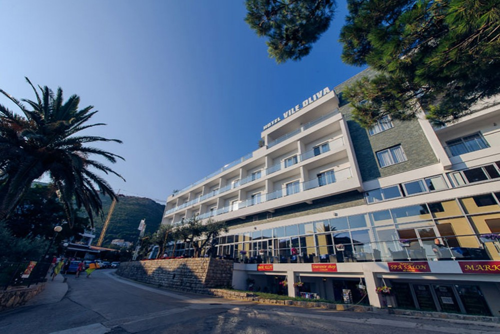 Hotel Vile Oliva 4*