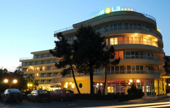 Hotel Wela 4* - Sunčev Breg leto 2019