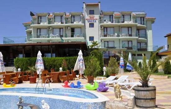 Hotel Yalta 3* - Sunčev Breg Bugarska leto 2019