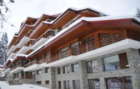 Yanakiev Hotel 4* Borovec zimovanje 2021-22