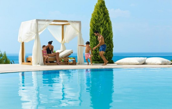 Ikos Oceania Resorts 5* Nea Moudania leto 2019