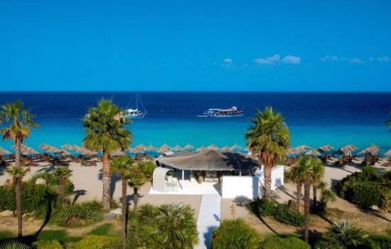 Ilio Mare Beach Hotel 5* Tasos leto 2019