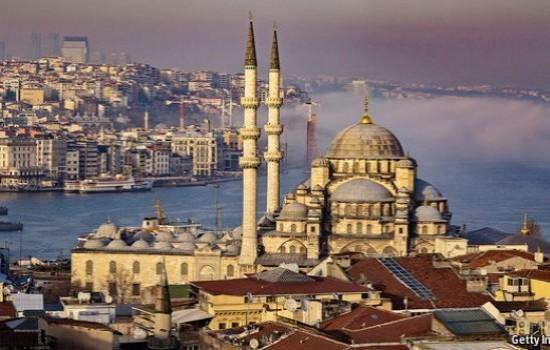 Istanbul 2021 autobusom 3 noći