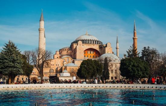 Istanbul 2020 autobusom 4 noći