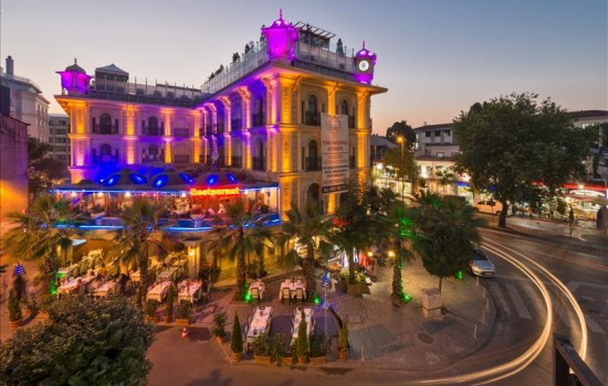 Istanbul avionom 2020 Hotel CELAL AGA KONAGI HOTEL 5* - 3 noći