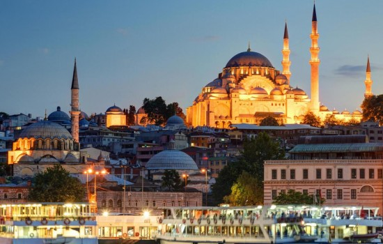 Istanbul Uskrs i 1. Maj 2021 autobusom 3 noći