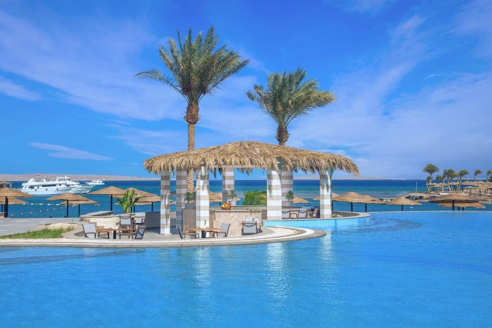 Jaz Casa del Mar Beach 5*lux - Hurgada