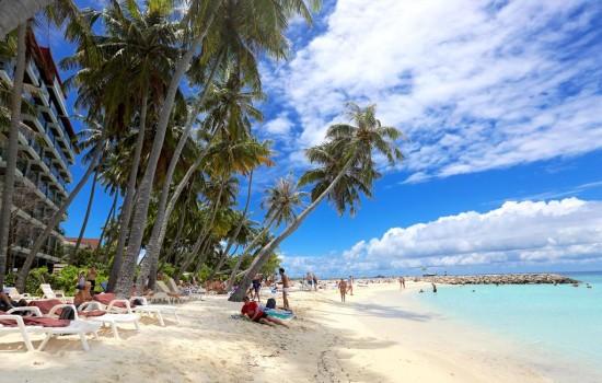 Kaani Grand Seaview 4* - Maldivi 2021