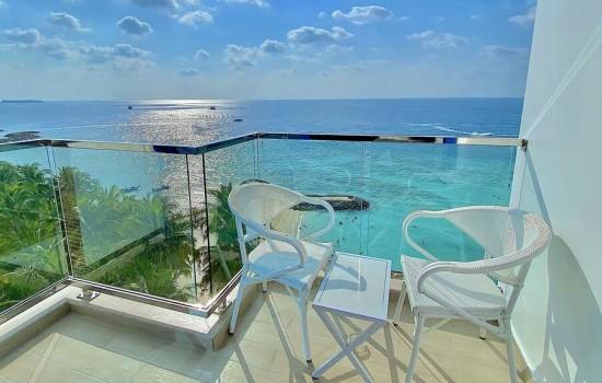 Kaani Palm Beach Hotel 4* - Maldivi 2021