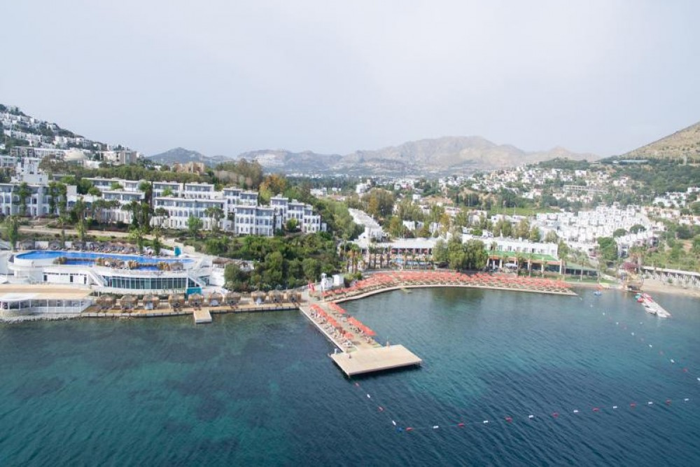HIT! Kadikale Resort & SPA 5* - Bodrum
