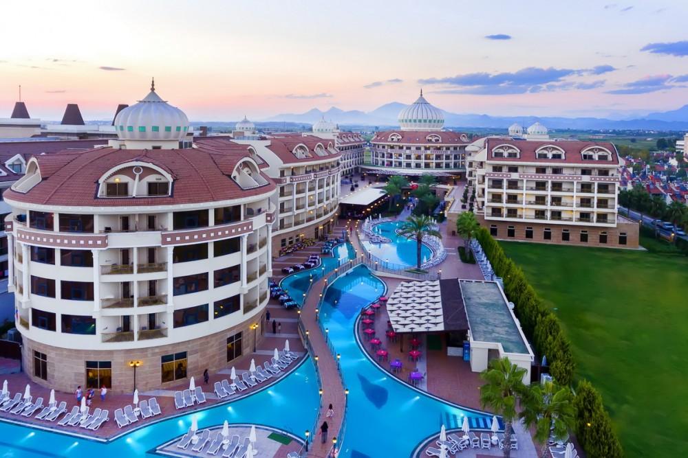 Kirman Belazur Resort & Spa 5* Belek leto