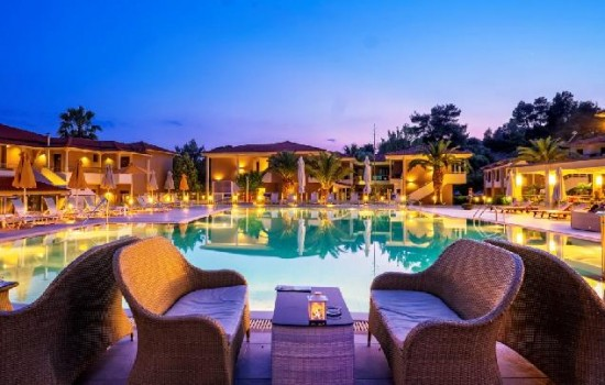 Lagomandra Beach Hotel 4* leto 2020