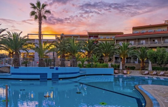 Lagomandra Hotel & Spa 4* Neos Marmaras