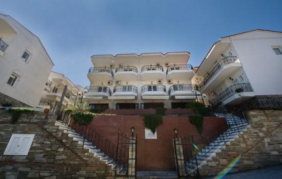 Lazaridis Hotel Apartmani Nea Roda leto 2020