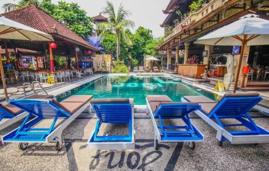 Legian Village 2* - Bali 2018