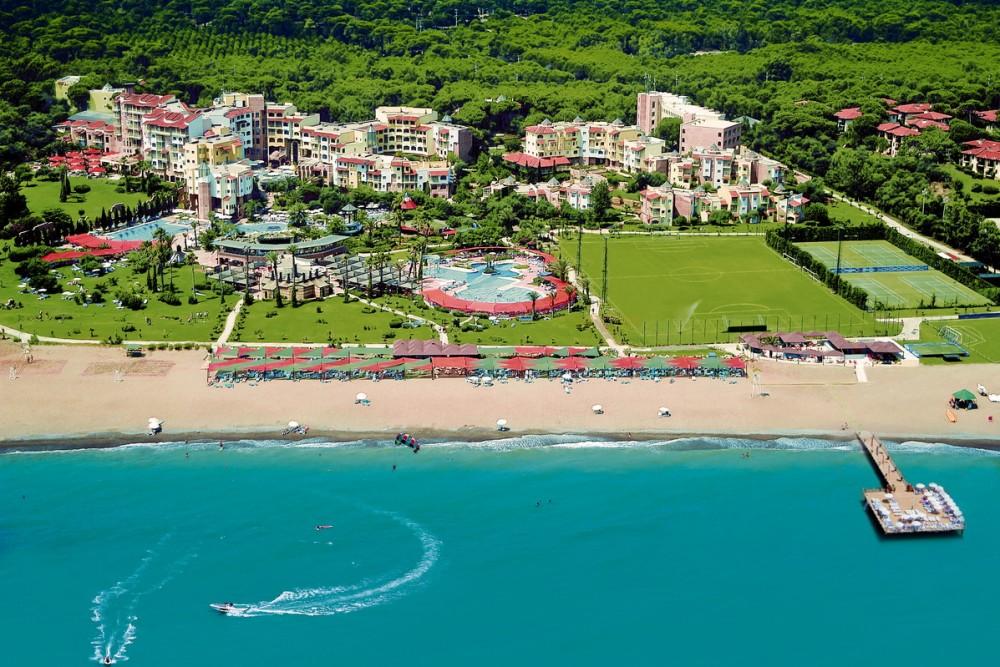 Limak Arcadia Golf & Sport Resort 5* Belek leto