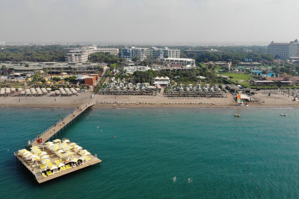 Limak Atlantis De Luxe Hotel & Resort 5* Belek leto