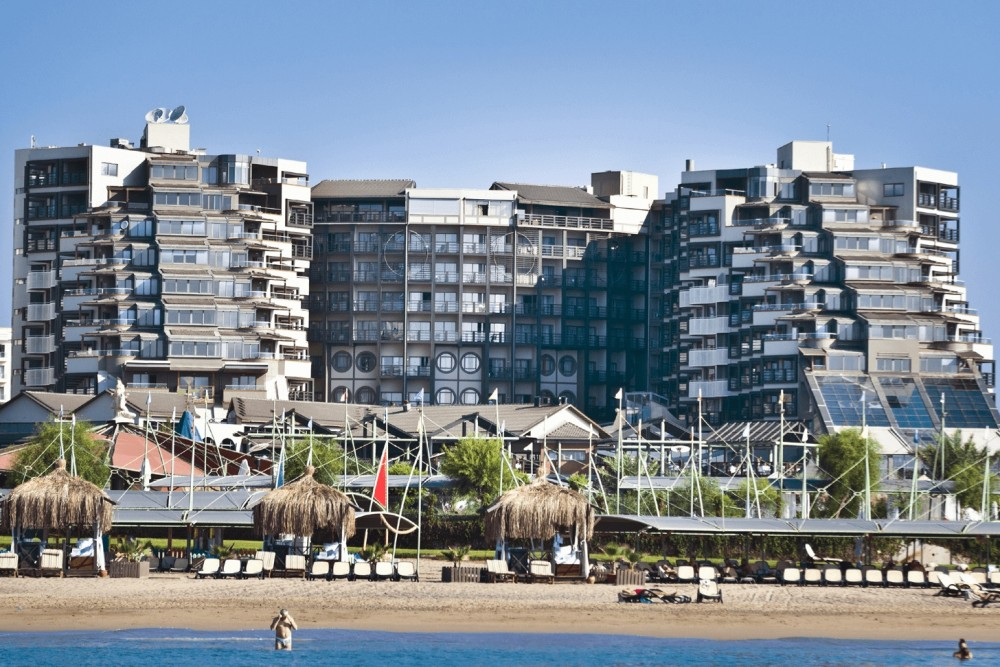 Limak Lara De Luxe Hotel & Resort 5* Lara leto