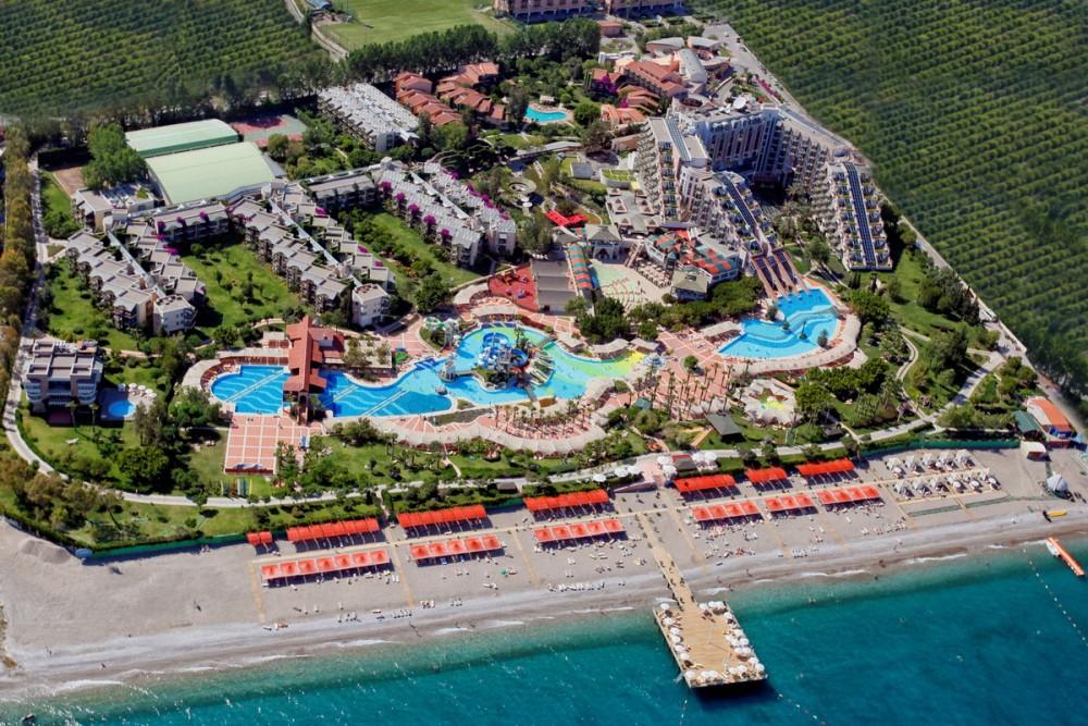 Limak Limra Hotel & Resort 5* Kemer leto