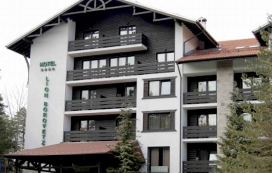 Lion Borovec Hotel 4* Borovec zimovanje 2021-22