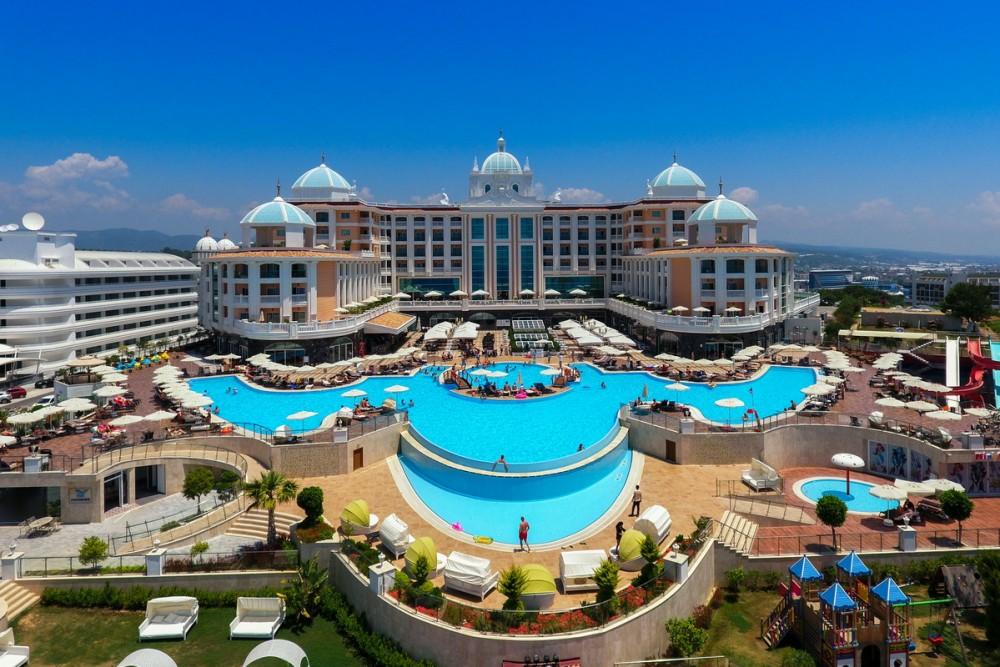 Litore Resort Hotel & Spa 5* Alanya leto