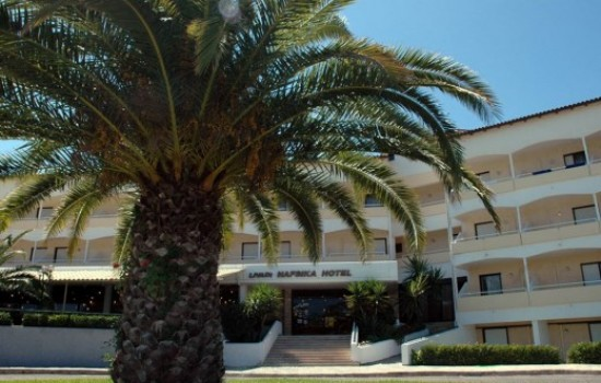 Livadi Nafsika Hotel 3* - Dassia - Krf leto 2020