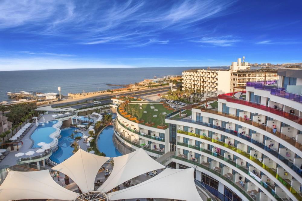 Long Beach Harmony Hotel & Spa 5* Alanya leto