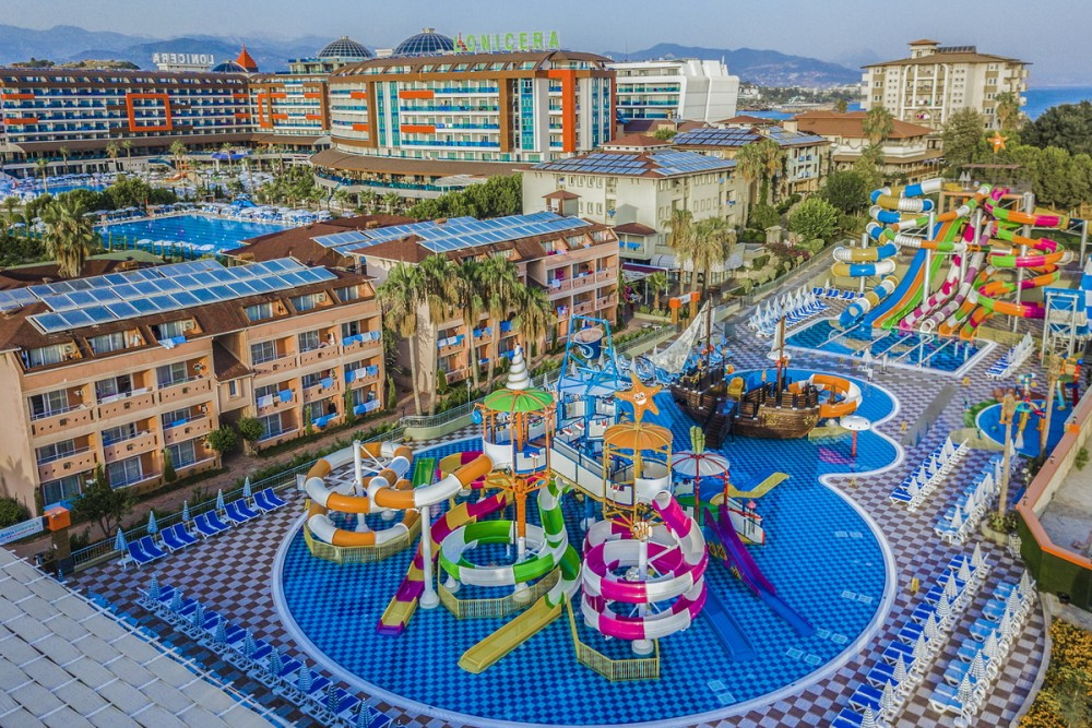 Lonicera Resort Hotel 5* Alanya leto