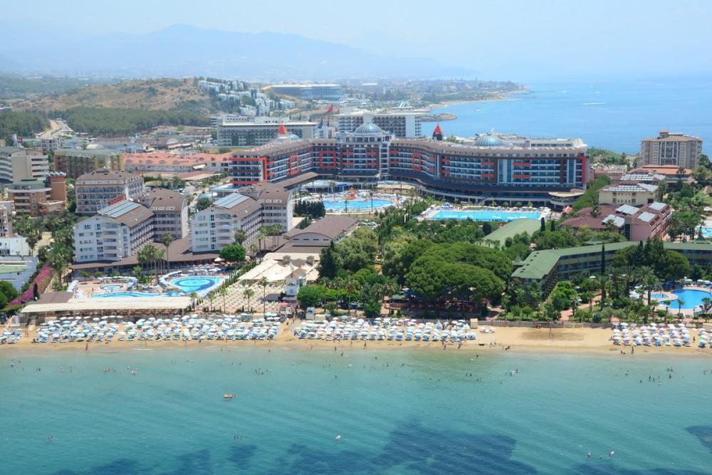 Lonicera World Hotel 4* Alanya leto