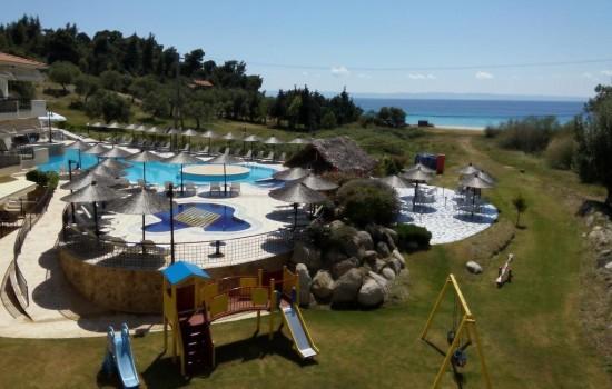 Makednos Hotel 2* Nikiti