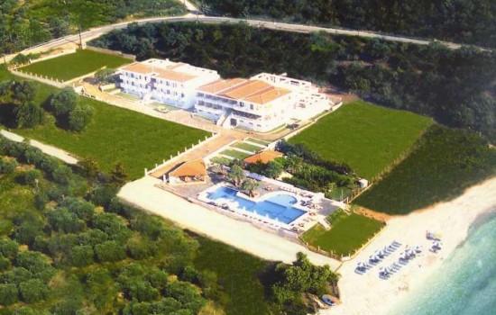 Maranton Beach Hotel 4* Tasos leto 2020