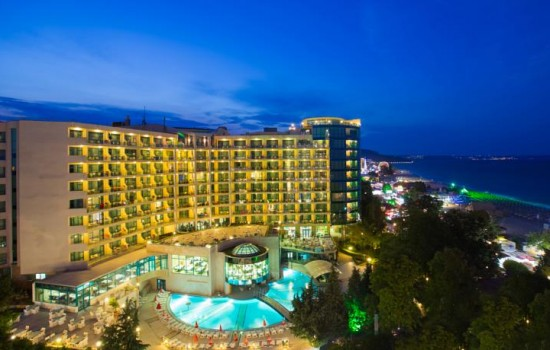 Marina Grand Beach Hotel 5* - Zlatni Pjasci leto 2019