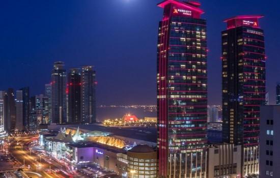Marriott Marquis - 5* - Qatar Doha leto 2019