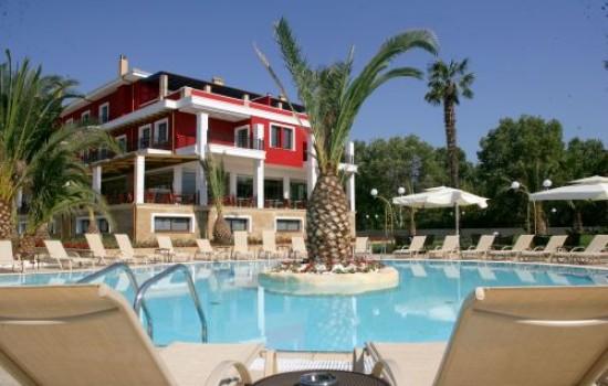 Mediterranean Princess Hotel 4* Pieria leto 2020