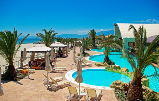 HIT! Mediterranean Village 5* Paralija leto 2020